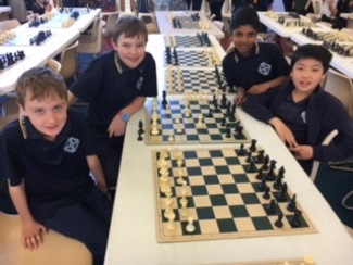 MRSS chess success