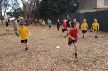 Prep to Year 2 Cross Country