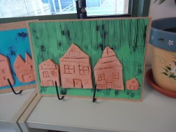 2M made terracotta townhouses